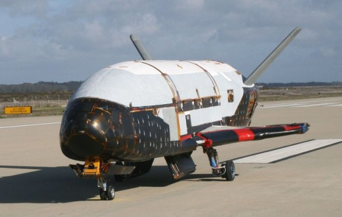 X-37B (USAF photo)