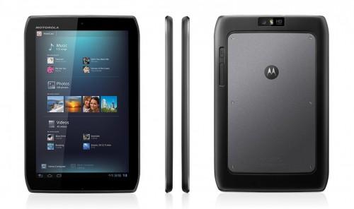 Motorola Xyboard 8.2 (Xoom 2 ME) Android tablet